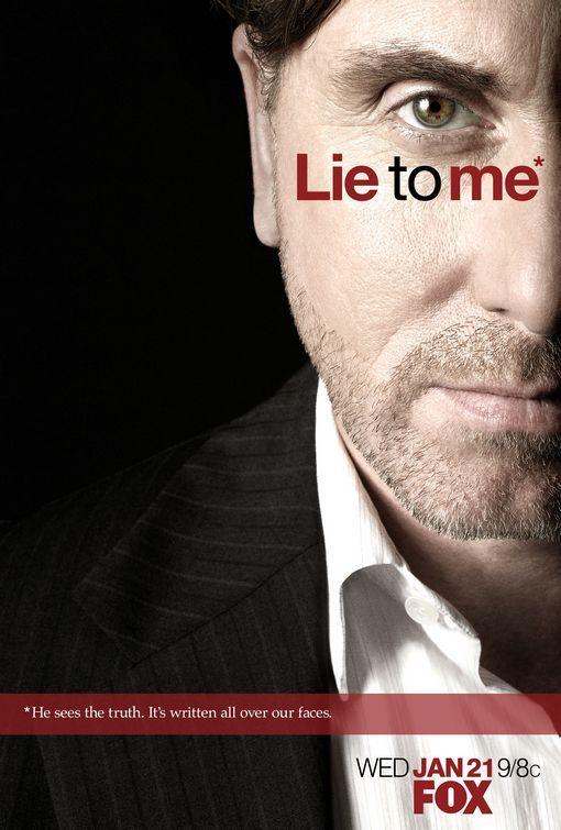 Lie to Me kapak