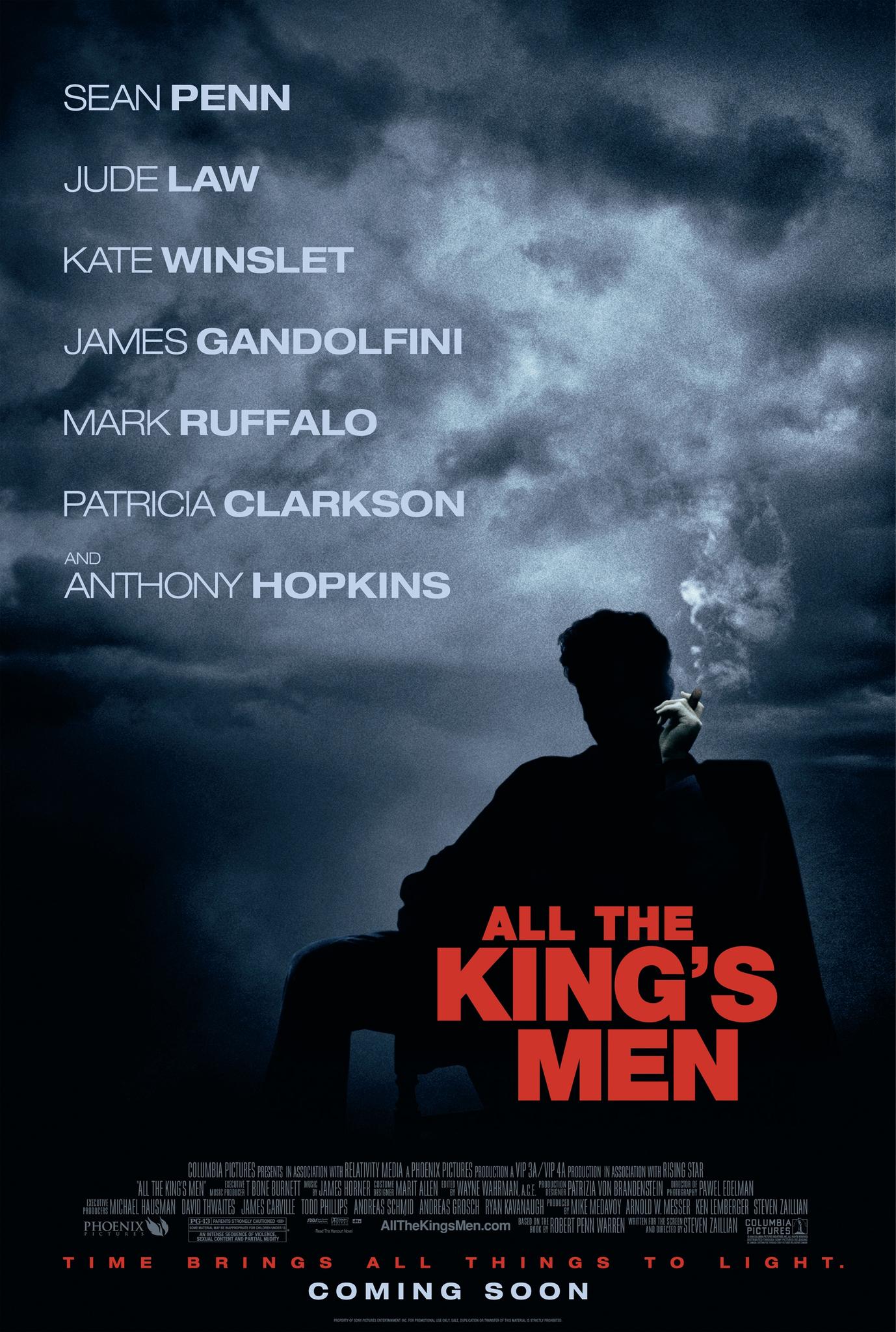 All the King's Men kapak