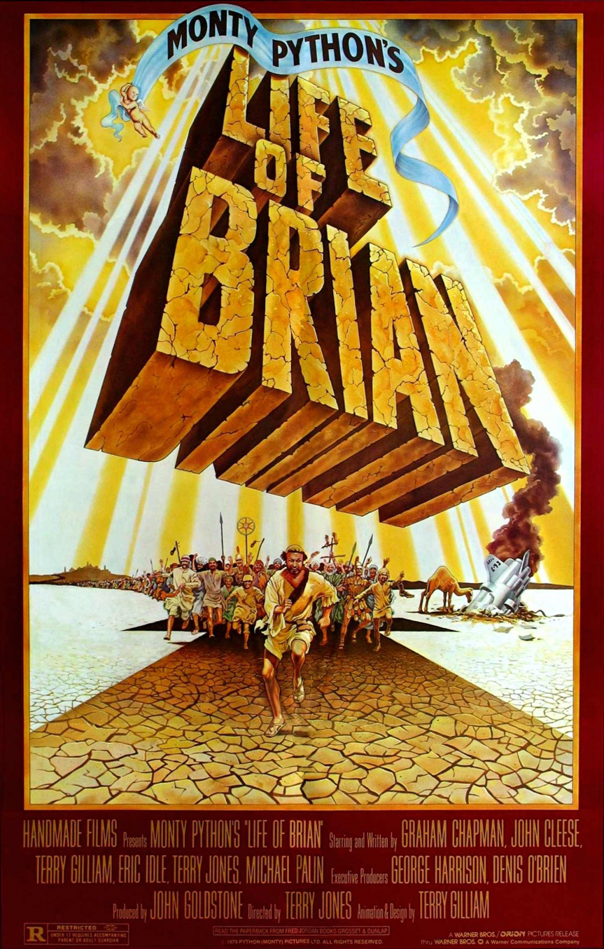 Monty Python's Life of Brian kapak