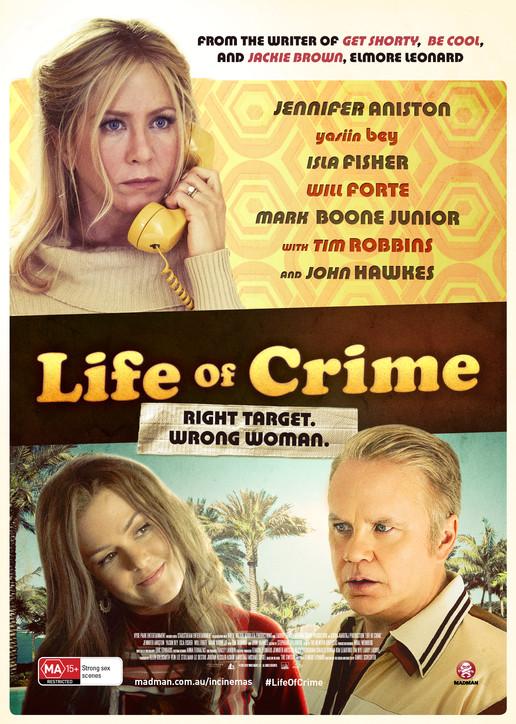 Life of Crime kapak