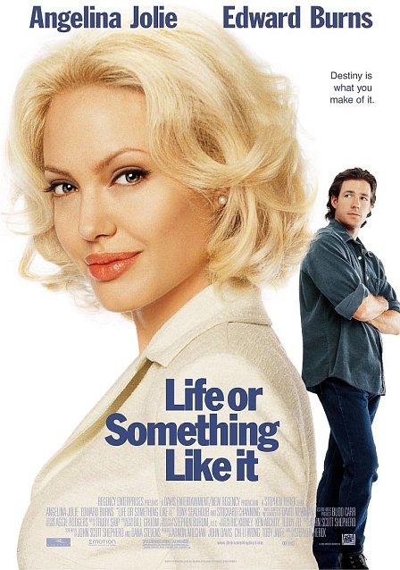 Life or Something Like It kapak