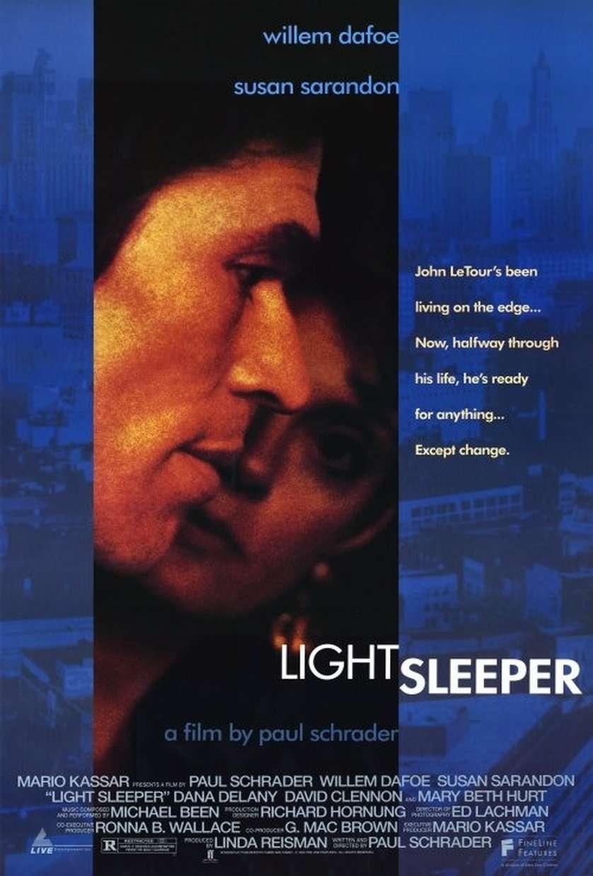 Light Sleeper kapak