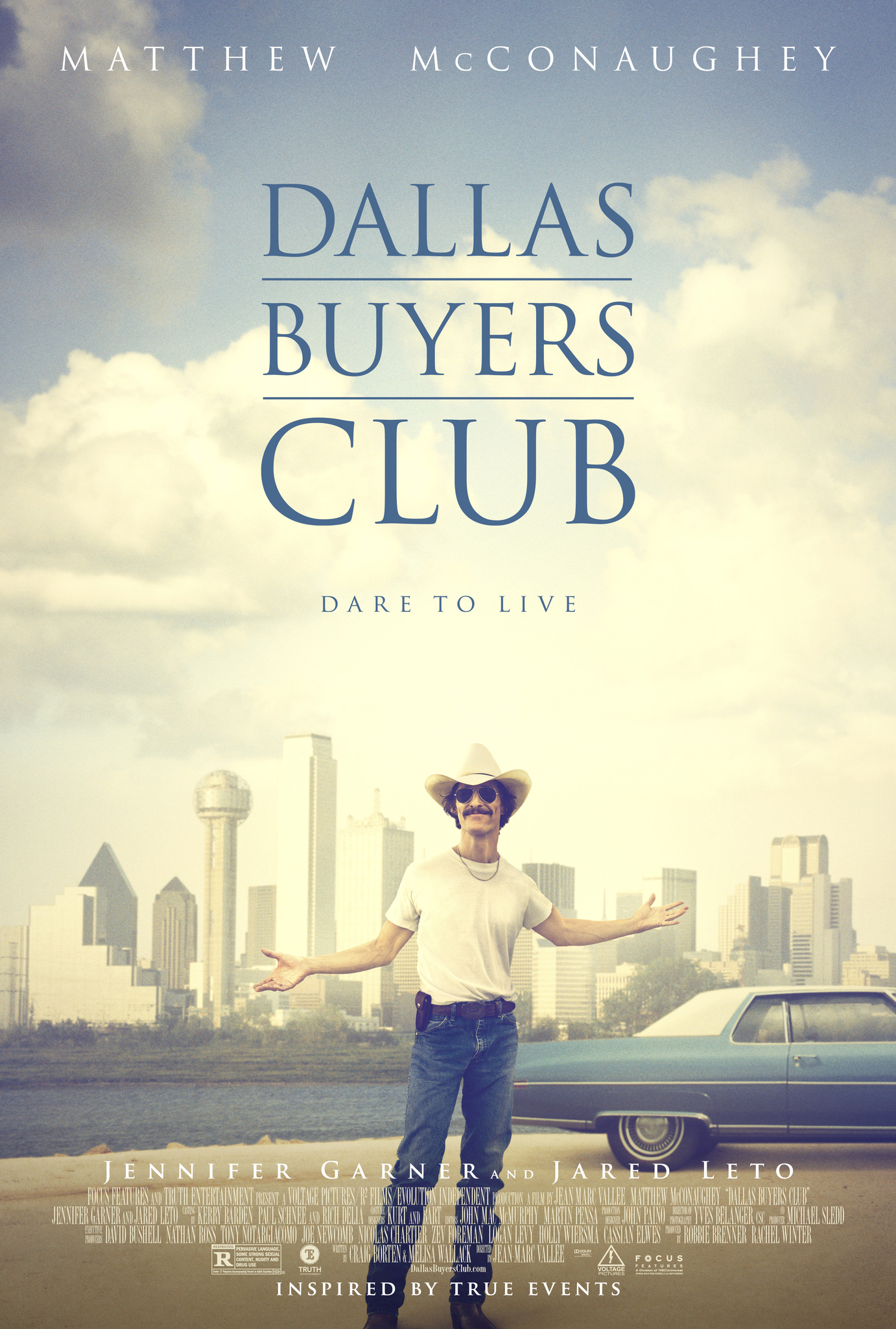 Dallas Buyers Club kapak