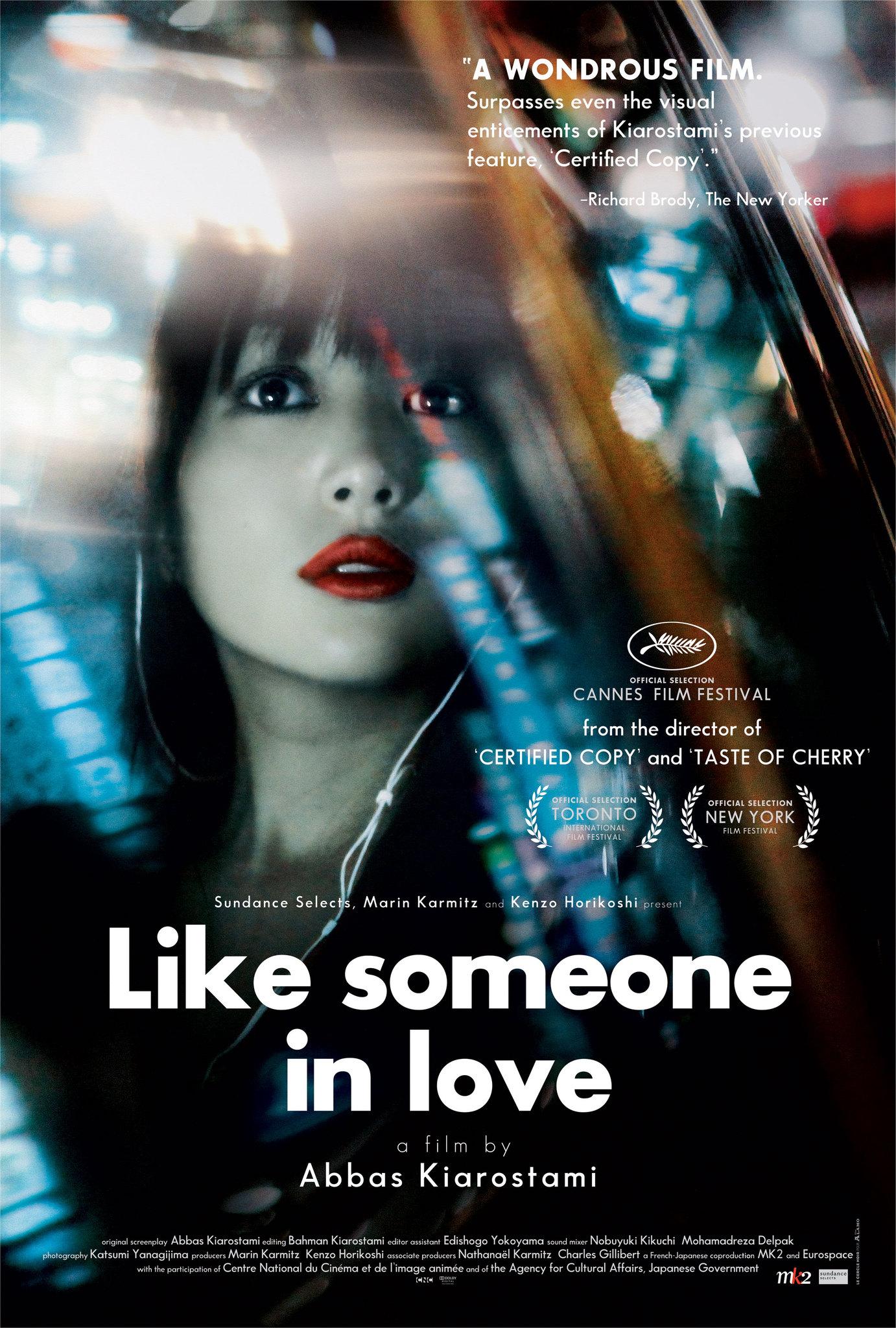Like Someone in Love kapak