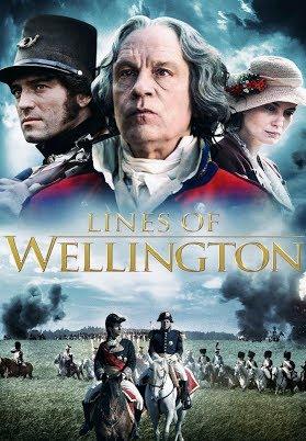 Linhas de Wellington kapak