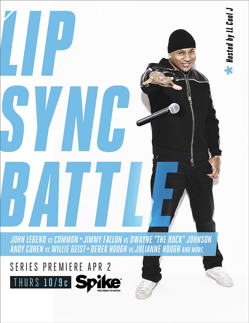 Lip Sync Battle kapak