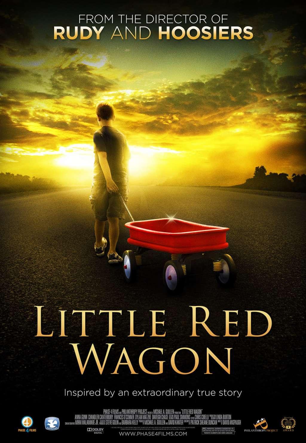 Little Red Wagon kapak