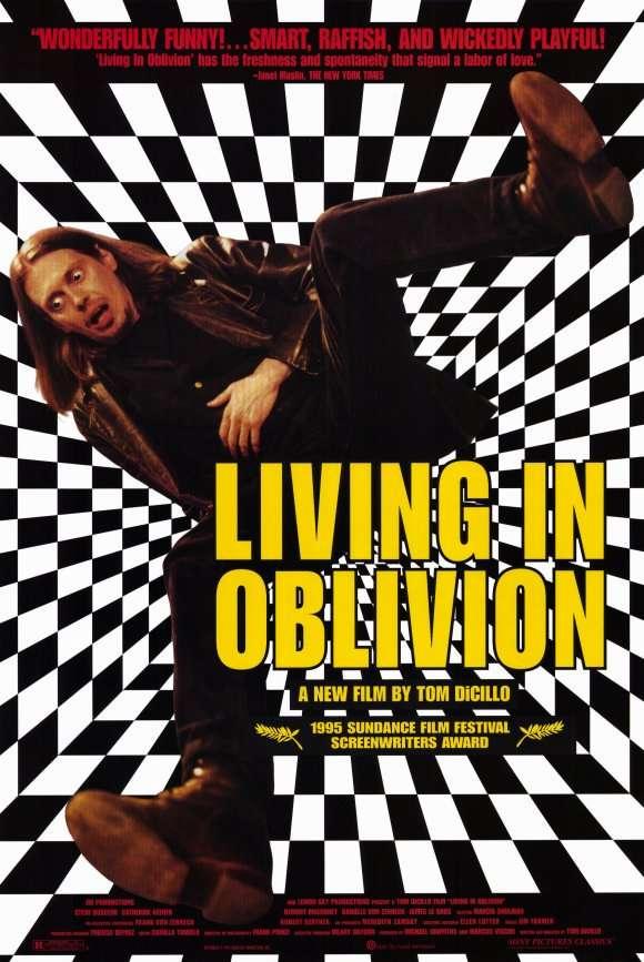 Living in Oblivion kapak