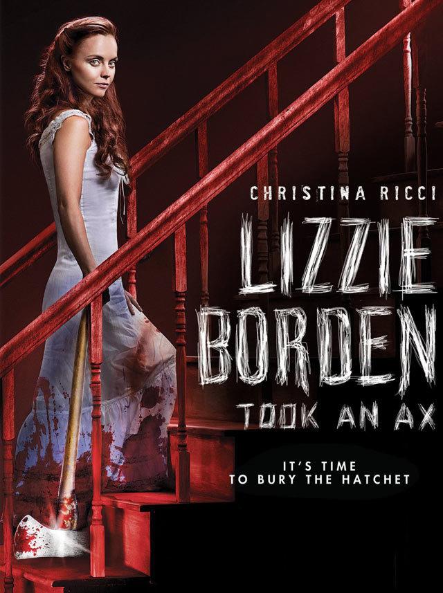Lizzie Borden Took an Ax kapak