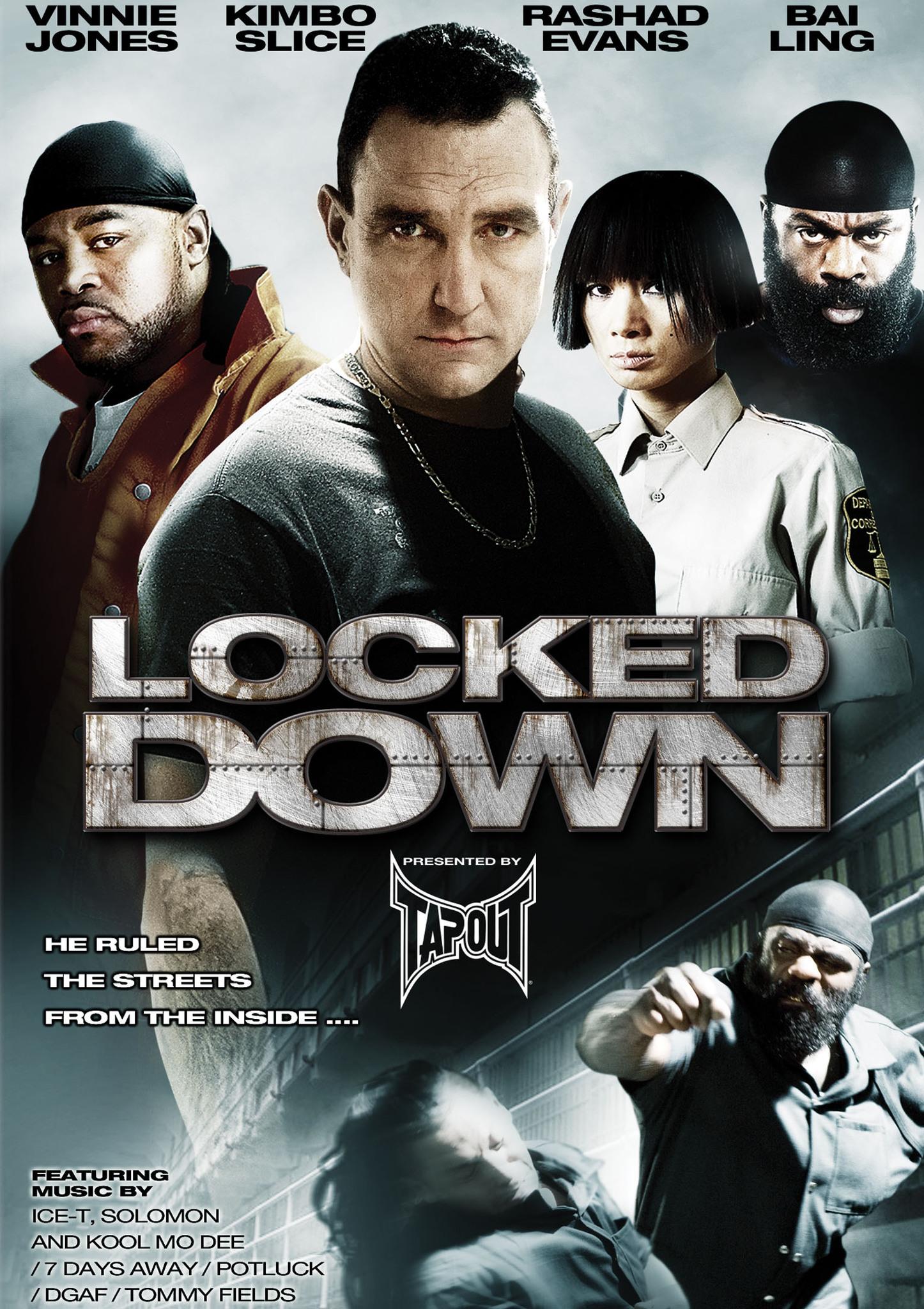 Locked Down kapak