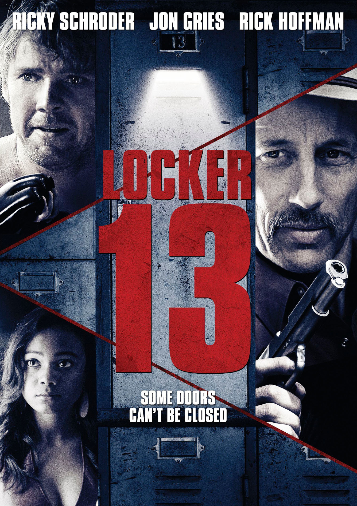 Locker 13 kapak