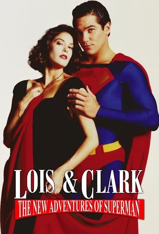 Lois & Clark: The New Adventures of Superman kapak