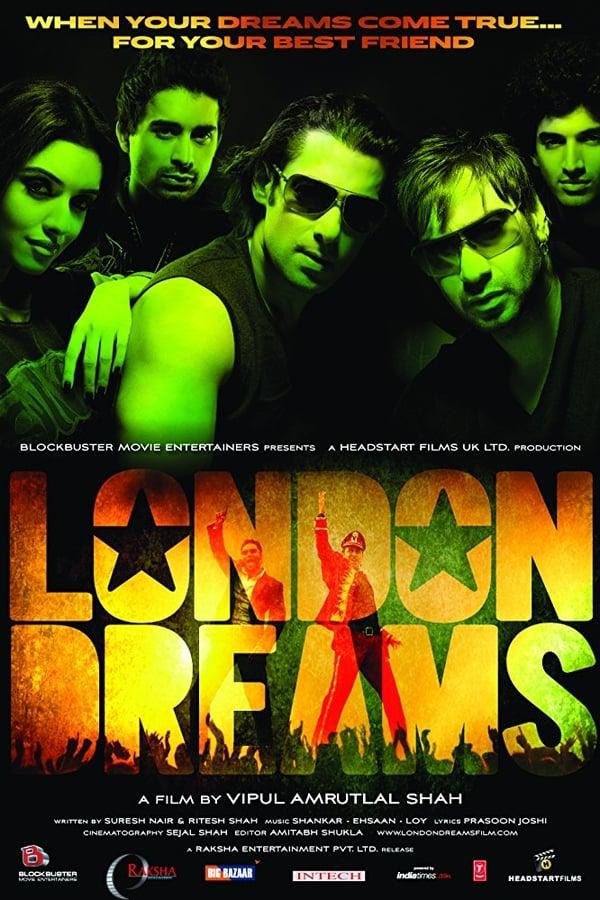 London Dreams kapak