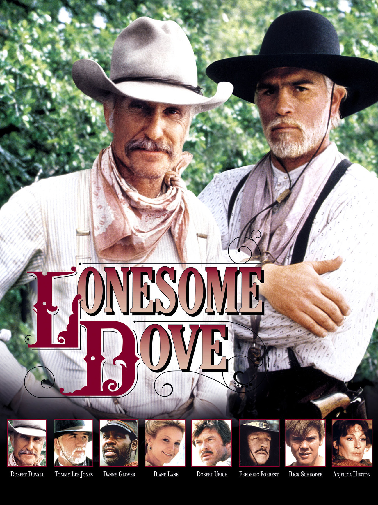 Lonesome Dove kapak
