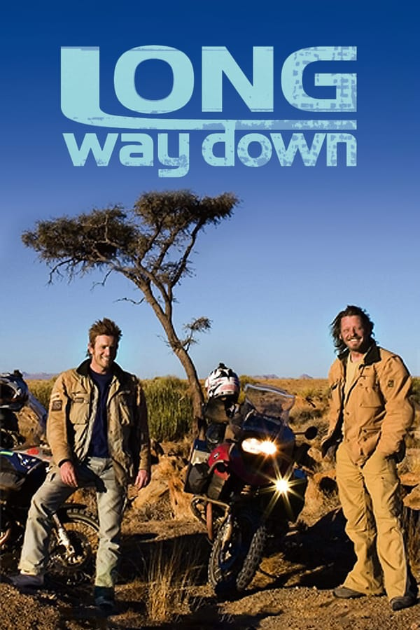Long Way Down kapak
