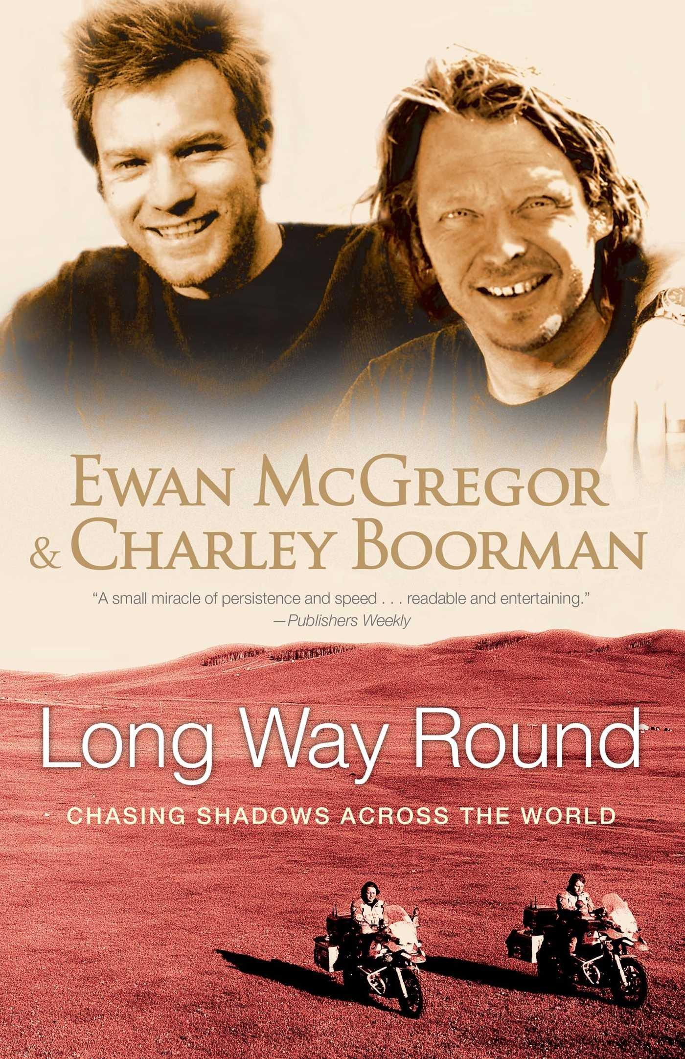 Long Way Round kapak