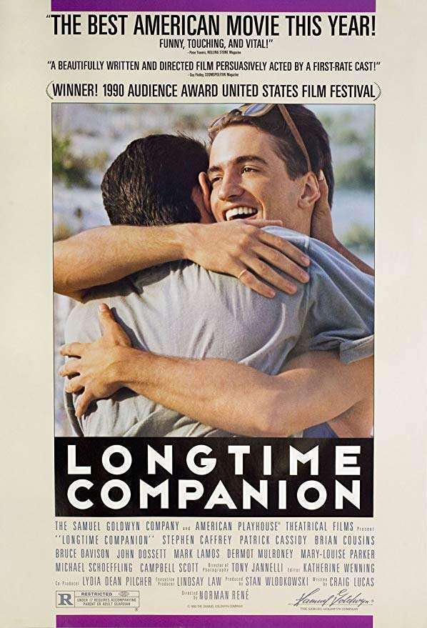 Longtime Companion kapak
