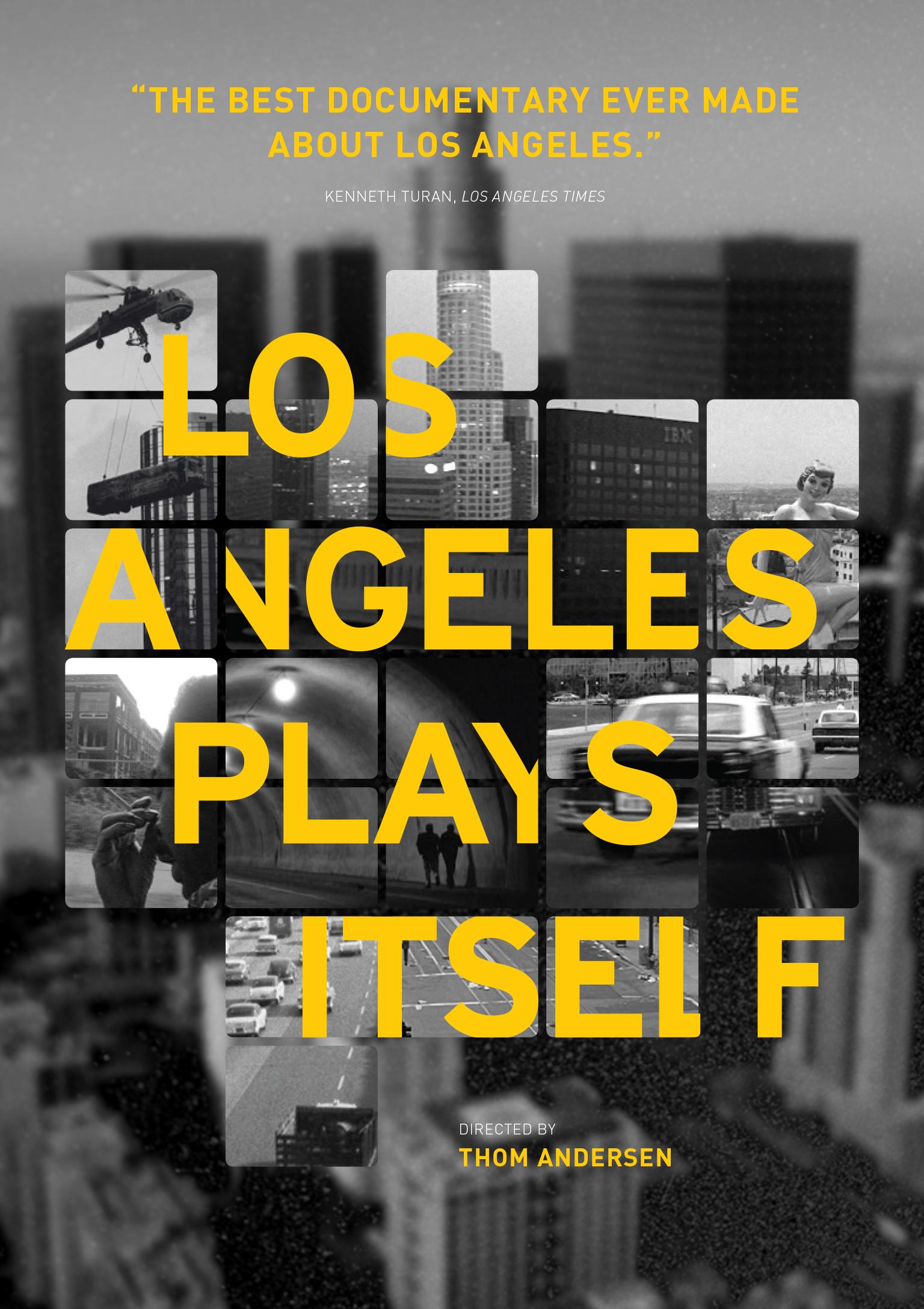 Los Angeles Plays Itself kapak