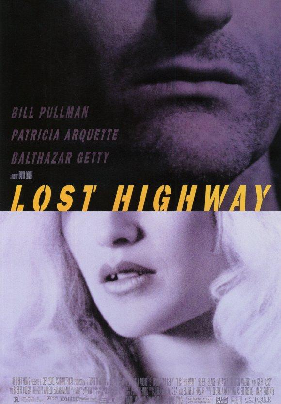 Lost Highway kapak