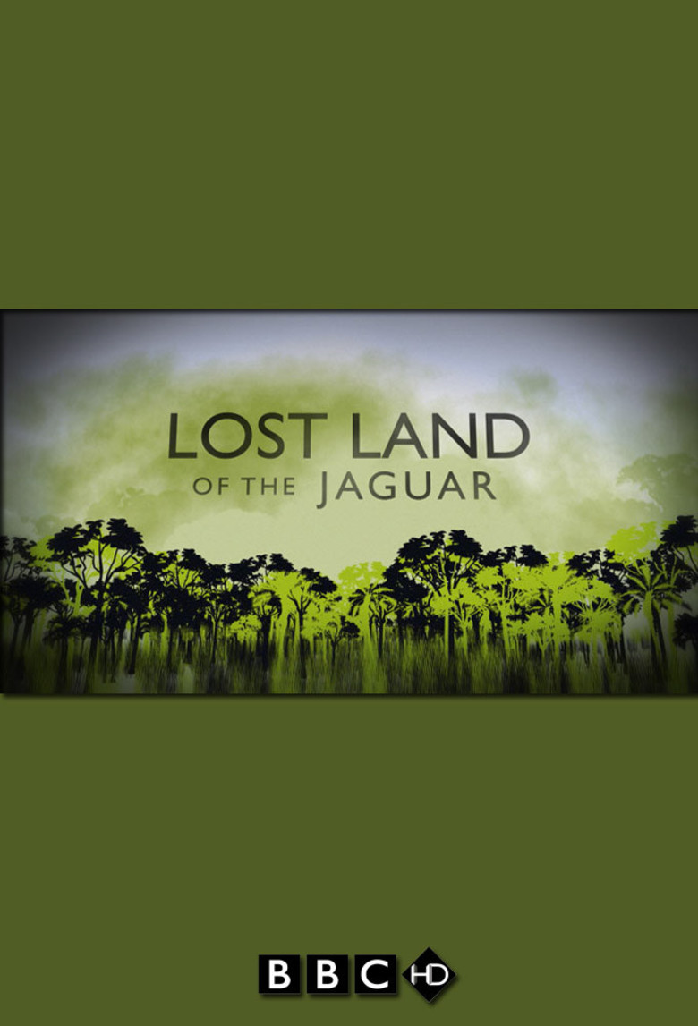 Lost Land of the Jaguar kapak