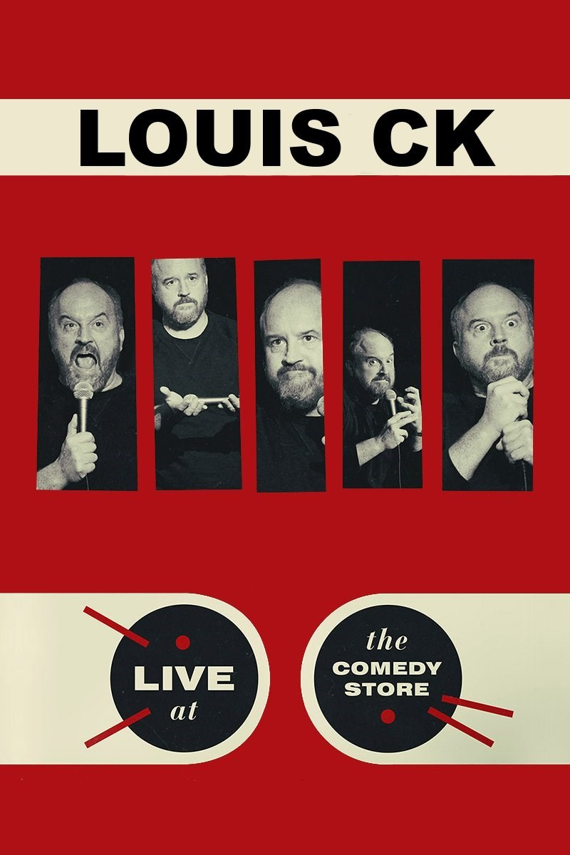 Louis C.K.: Live at the Comedy Store kapak