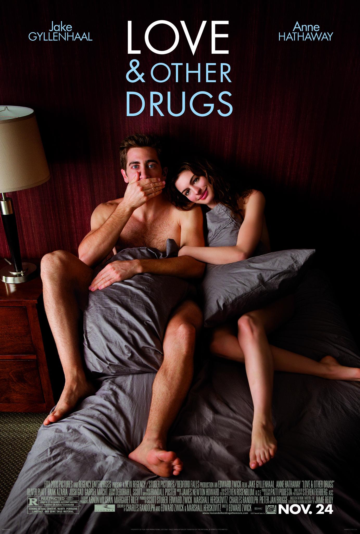 Love & Other Drugs kapak