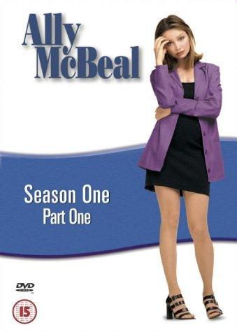 Ally McBeal kapak