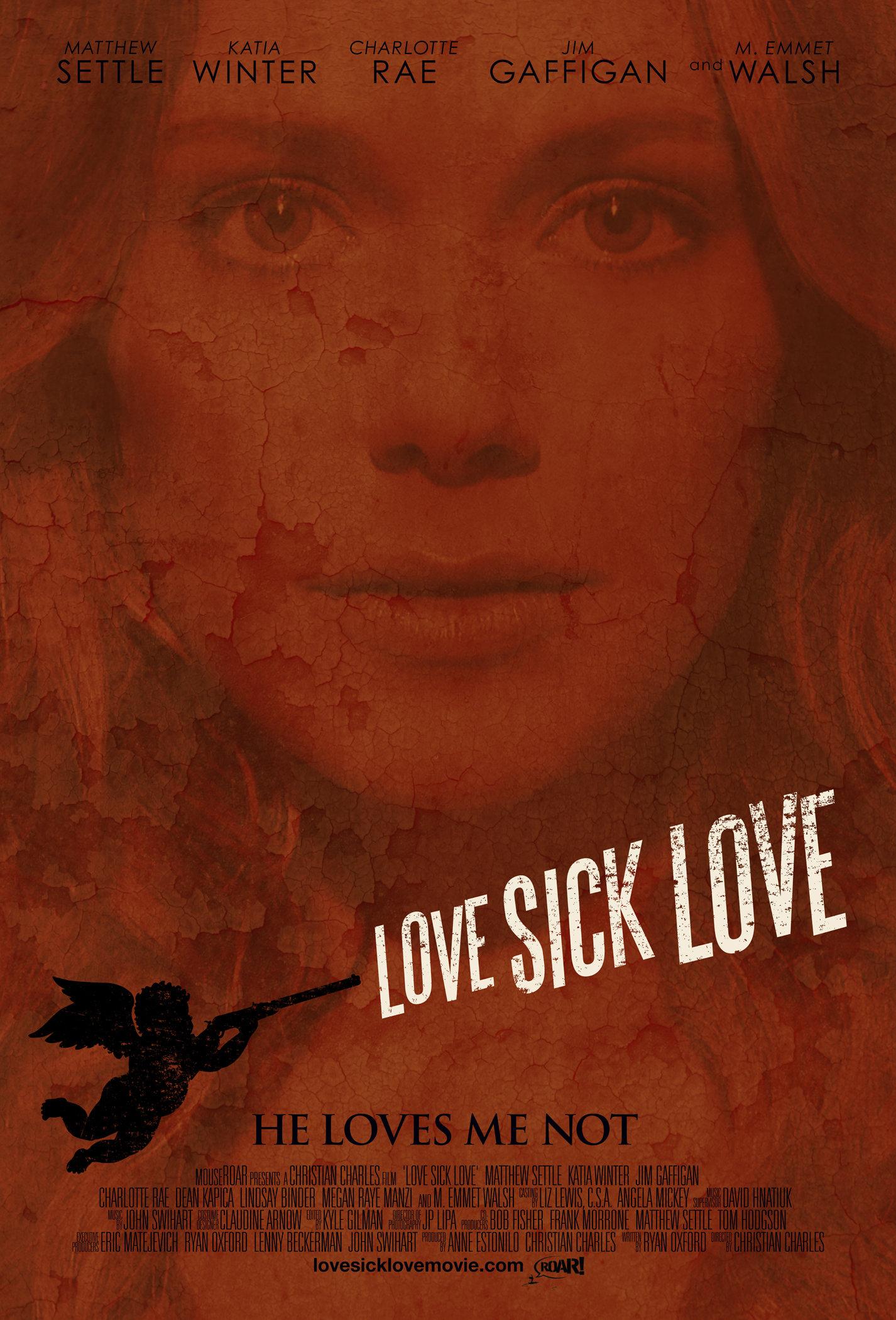 Love Sick Love kapak