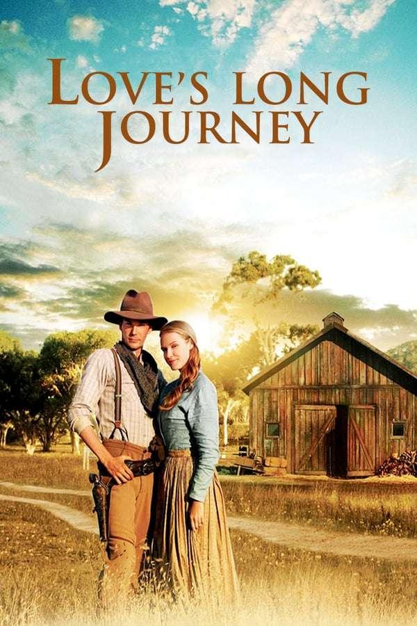 Love's Long Journey kapak