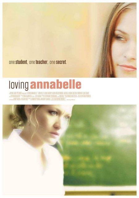 Loving Annabelle kapak
