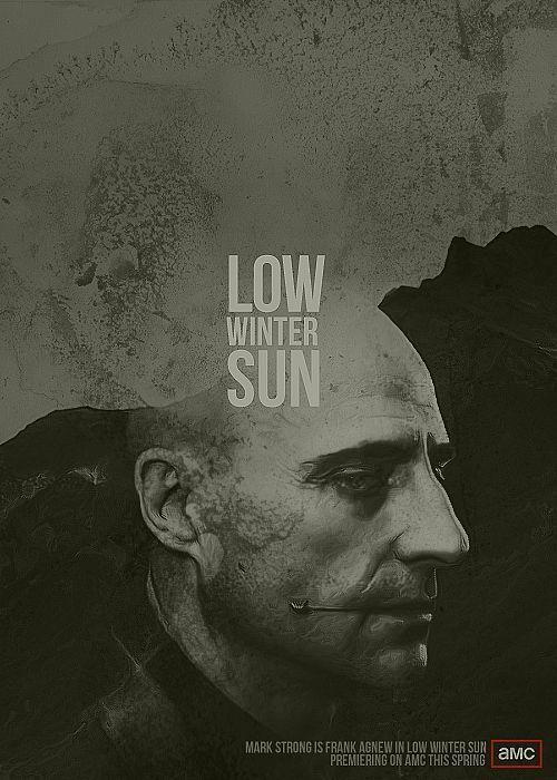 Low Winter Sun kapak