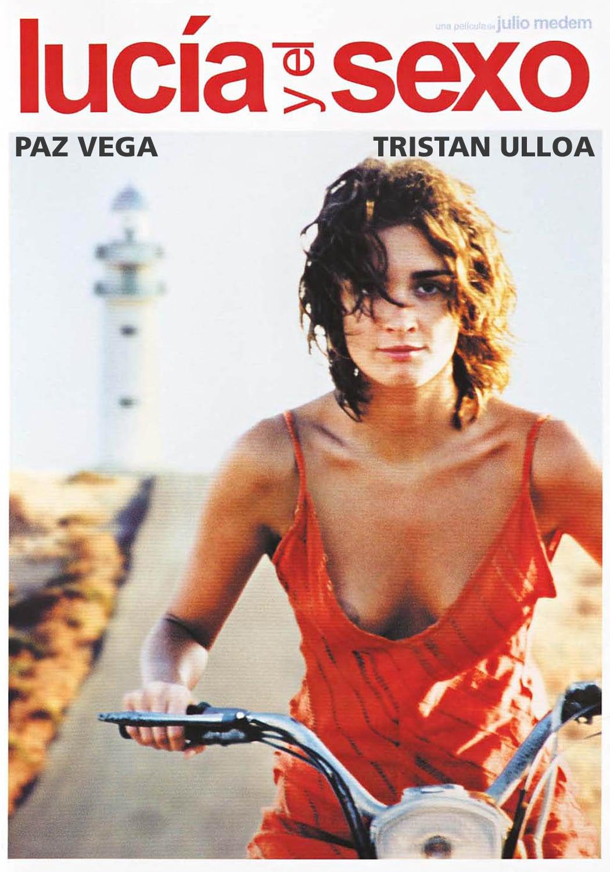 Sex and Lucía kapak