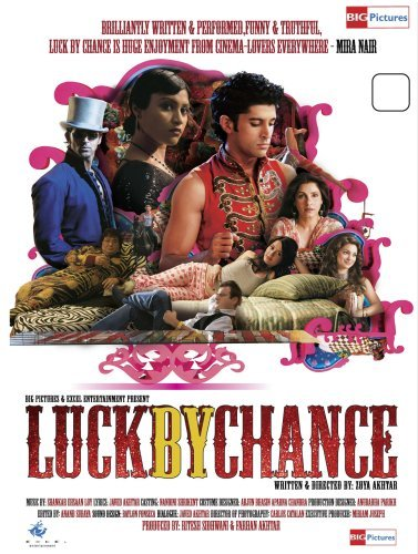 Luck by Chance kapak