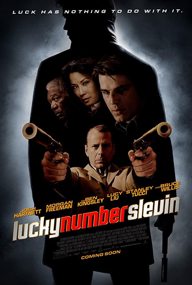 Lucky Number Slevin kapak