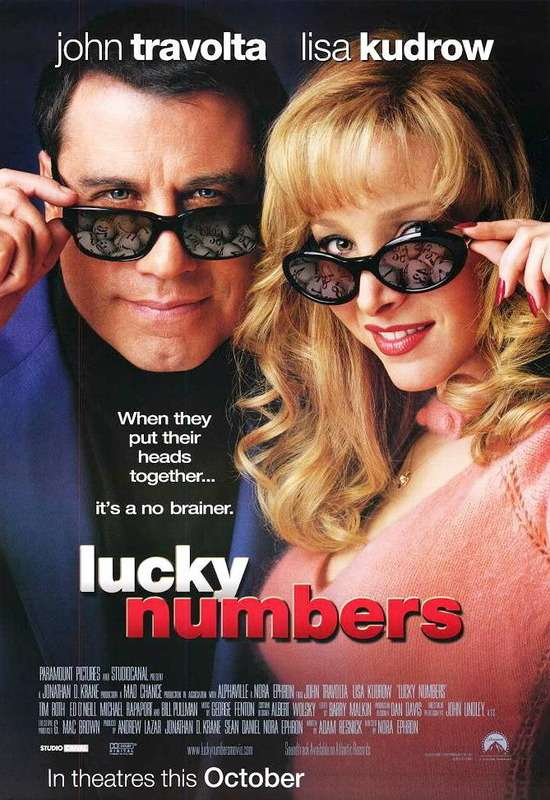 Lucky Numbers kapak