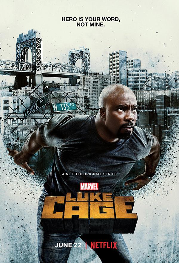 Luke Cage kapak