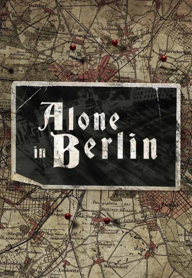 Alone in Berlin kapak