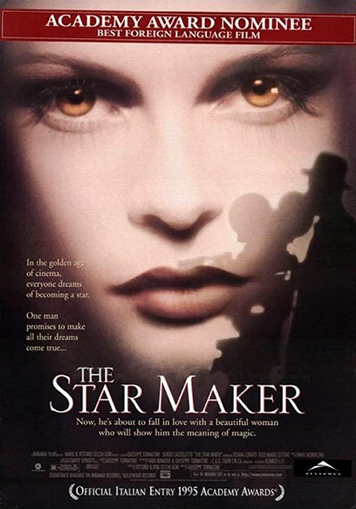 The Star Maker kapak