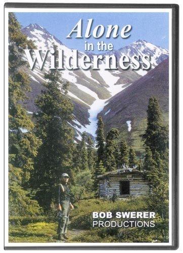 Alone in the Wilderness kapak