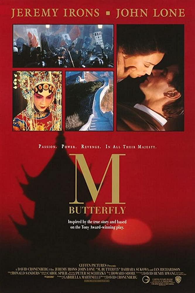 M. Butterfly kapak