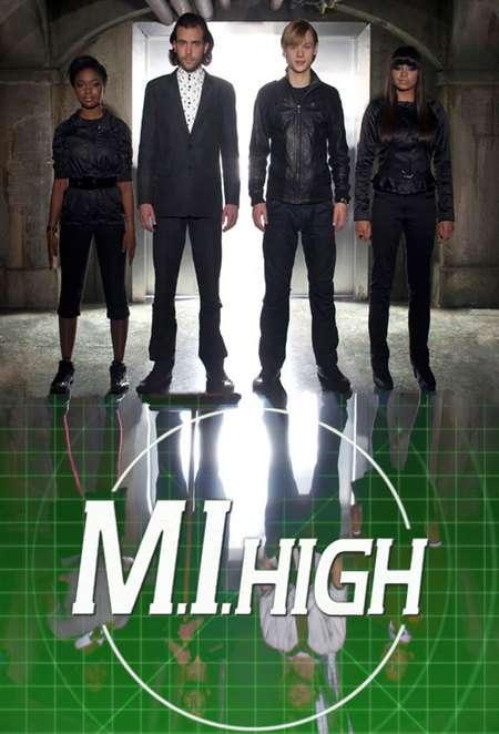 M.I.High kapak
