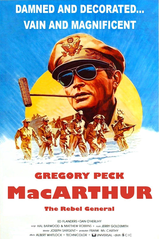 MacArthur kapak
