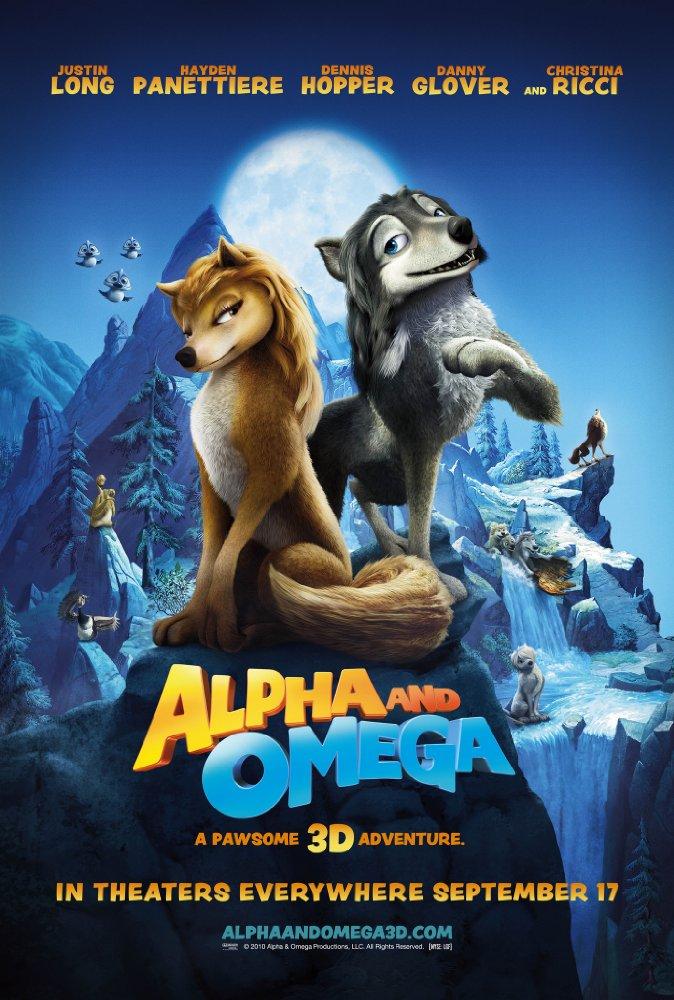 Alpha and Omega kapak