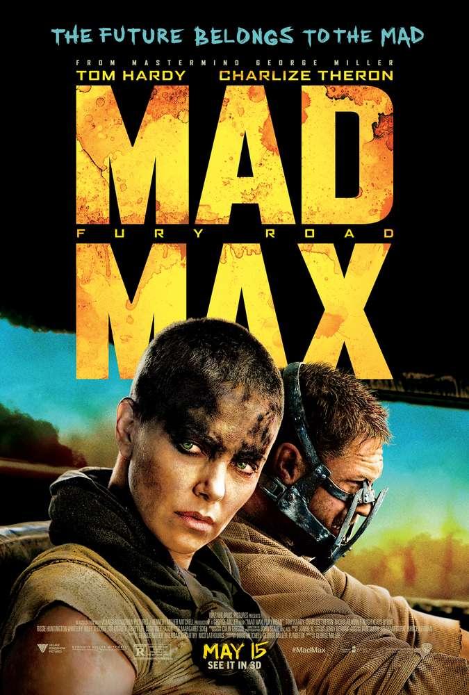 Mad Max: Fury Road kapak