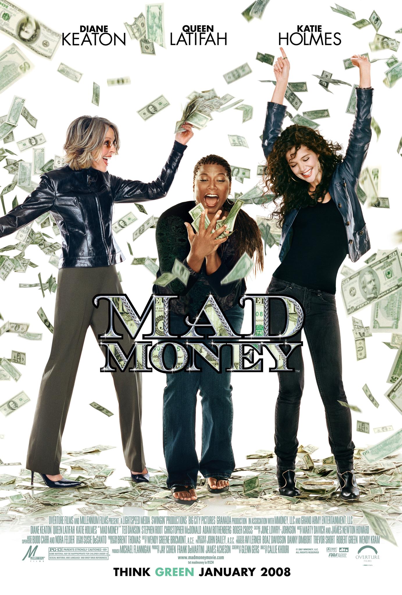 Mad Money kapak