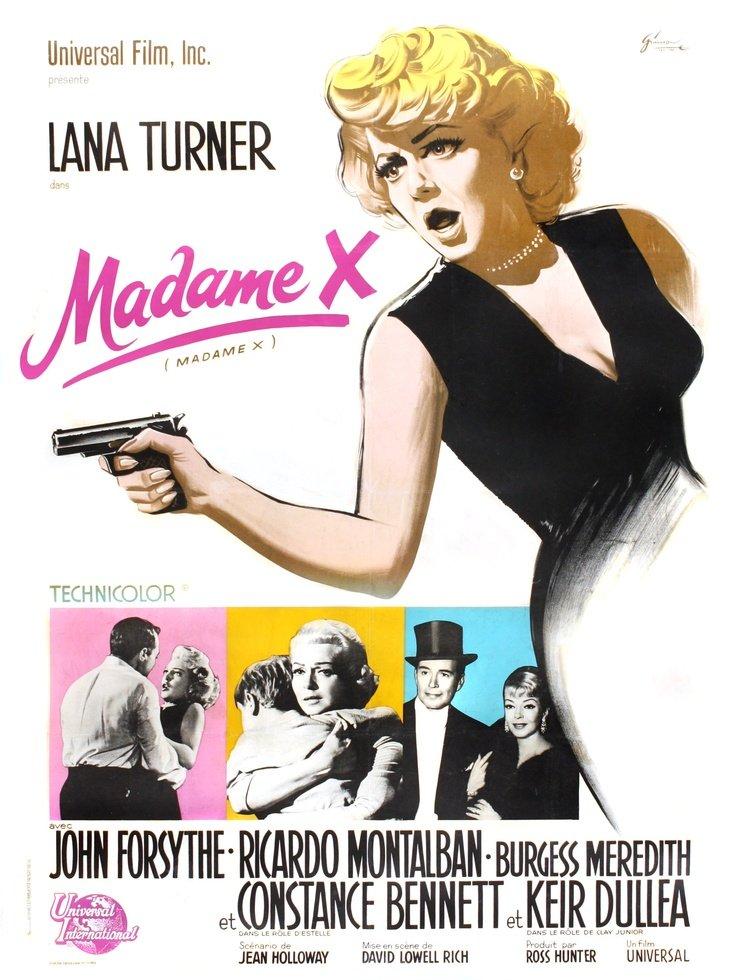 Madame X kapak