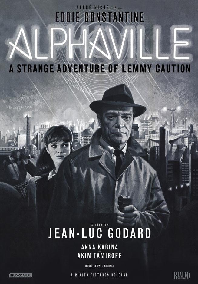 Alphaville kapak