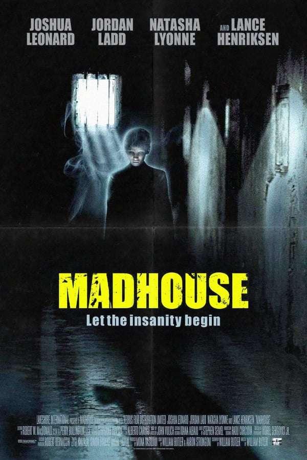 Madhouse kapak