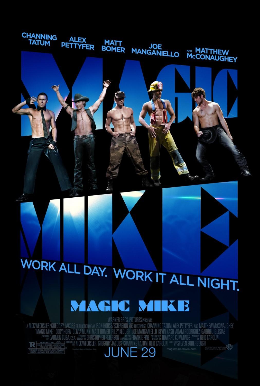 Magic Mike kapak