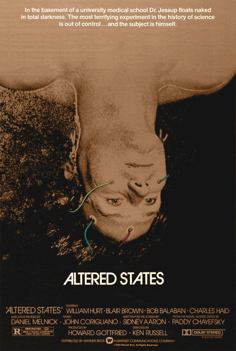Altered States kapak